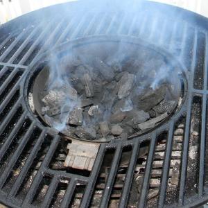 Coals in Chimney